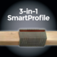 profil smartprofile 3-in-1 balterio